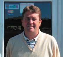 PGA Golf Professional - Mark Evans