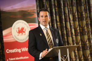 Golf Union Wales Awards 2014 07.01.15 ©Steve Pope -SPORTINGWALES